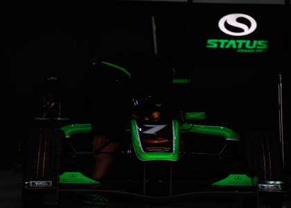 TLEC sponsort STATUS GP tijdens GrandPrix SPA 2015